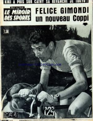 MIROIR DES SPORTS (LE) no:1086 12/07/1965
