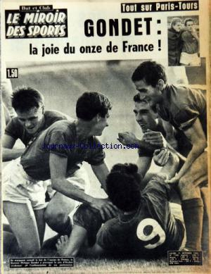 MIROIR DES SPORTS (LE) no:1100 11/10/1965