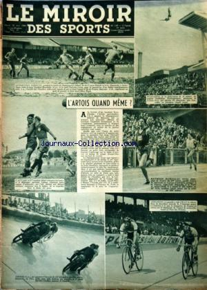 MIROIR DES SPORTS (LE) no:149 30/05/1944