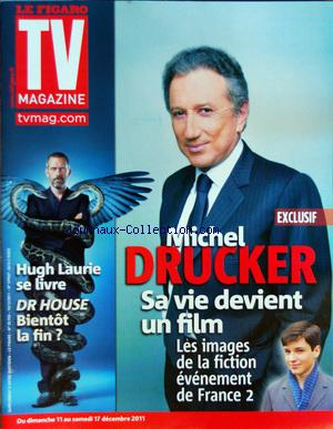 TV MAGAZINE FIGARO (LE) no:20950 10/12/2011