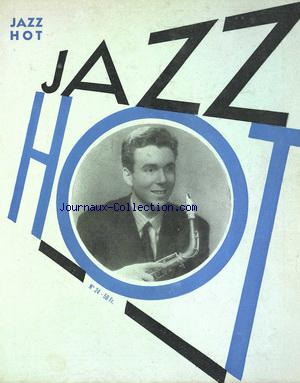 REVUE DU HOT JAZZ CLUB DE FRANCE no:24 01/06/1948