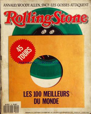 ROLLINGS STONE no:10 05/10/1988