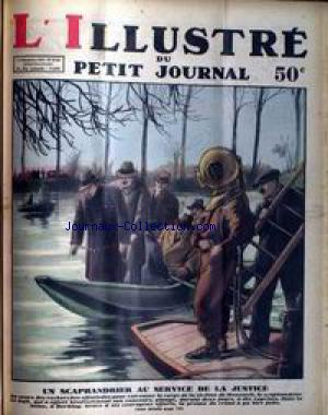 PETIT JOURNAL SUPPLEMENT ILLUSTRE (LE) no:2138 13/12/1931