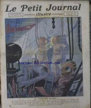 PETIT JOURNAL SUPPLEMENT ILLUSTRE (LE) no: 16/12/1923