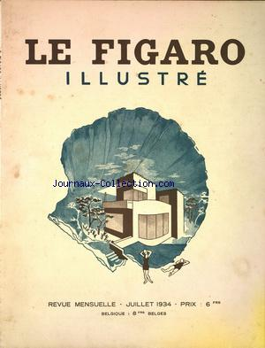 FIGARO ILLUSTRE (LE) no: 01/07/1934