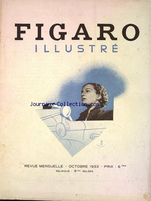 FIGARO ILLUSTRE (LE) no: 01/10/1933