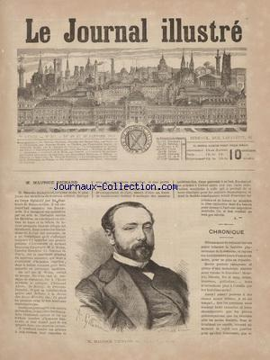 JOURNAL ILLUSTRE (LE) no:311 23/01/1870