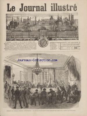 JOURNAL ILLUSTRE (LE) no:321 03/04/1870