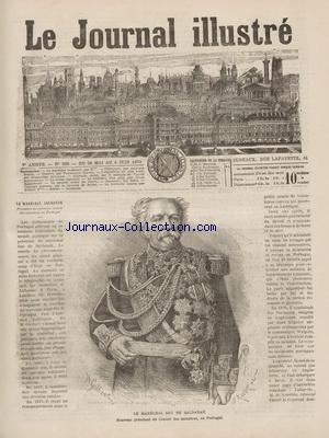 JOURNAL ILLUSTRE (LE) no:329 29/05/1870