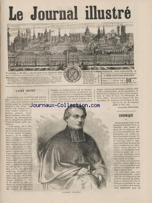 JOURNAL ILLUSTRE (LE) no:333 26/06/1870