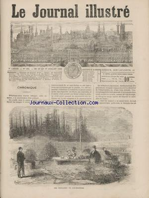 JOURNAL ILLUSTRE (LE) no:335 10/07/1870