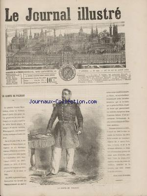 JOURNAL ILLUSTRE (LE) no:340 14/08/1870