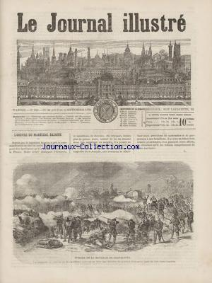 JOURNAL ILLUSTRE (LE) no:342 28/08/1870