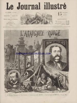 JOURNAL ILLUSTRE (LE) no:11 15/03/1874