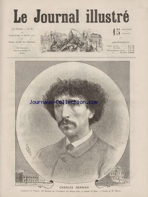 JOURNAL ILLUSTRE (LE) no:13 29/03/1874