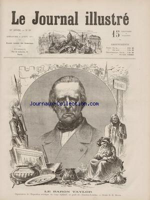 JOURNAL ILLUSTRE (LE) no:14 05/04/1874