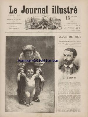 JOURNAL ILLUSTRE (LE) no:21 24/05/1874