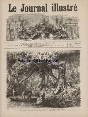 JOURNAL ILLUSTRE (LE) no:27 05/07/1874
