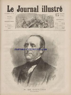 JOURNAL ILLUSTRE (LE) no:28 12/07/1874