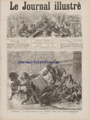 JOURNAL ILLUSTRE (LE) no:36 06/09/1874