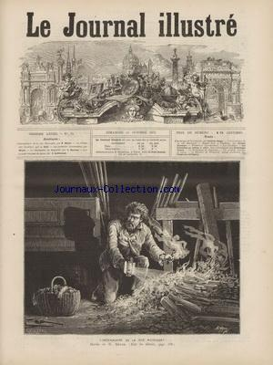 JOURNAL ILLUSTRE (LE) no:42 18/10/1874
