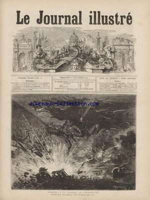 JOURNAL ILLUSTRE (LE) no:44 01/11/1874
