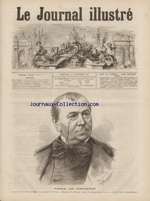 JOURNAL ILLUSTRE (LE) no:47 22/11/1874