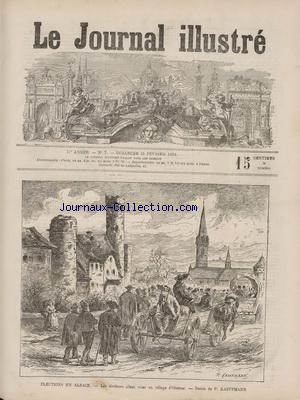 JOURNAL ILLUSTRE (LE) no:7 15/02/1874