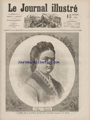 JOURNAL ILLUSTRE (LE) no:9 01/03/1874