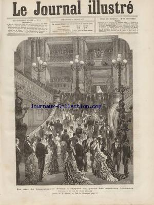 JOURNAL ILLUSTRE (LE) no:11 11/03/1877
