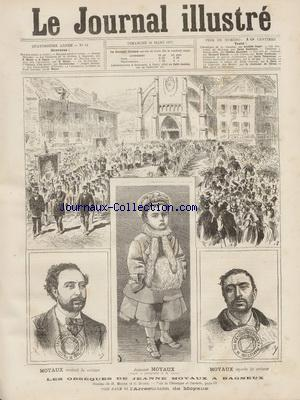 JOURNAL ILLUSTRE (LE) no:12 18/03/1877