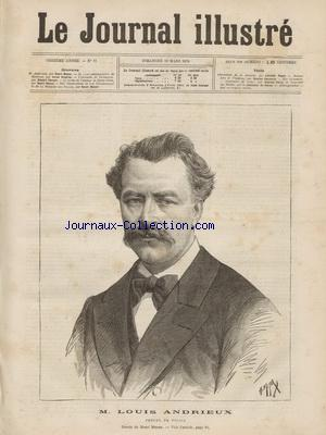 JOURNAL ILLUSTRE (LE) no:11 16/03/1879