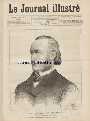 JOURNAL ILLUSTRE (LE) no:13 30/03/1879