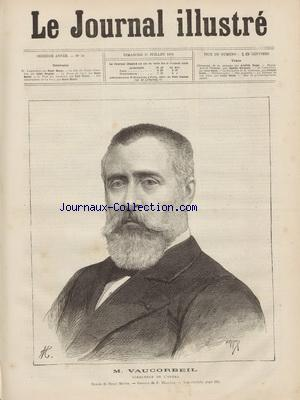 JOURNAL ILLUSTRE (LE) no:30 27/07/1879