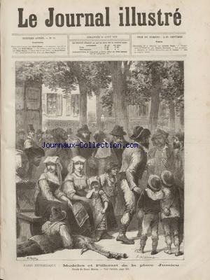 JOURNAL ILLUSTRE (LE) no:34 24/08/1879