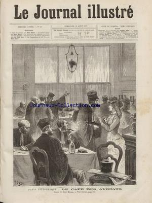 JOURNAL ILLUSTRE (LE) no:35 31/08/1879