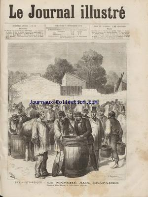 JOURNAL ILLUSTRE (LE) no:36 07/09/1879