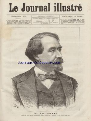 JOURNAL ILLUSTRE (LE) no:46 16/11/1879