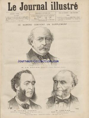 JOURNAL ILLUSTRE (LE) no:7 16/02/1879