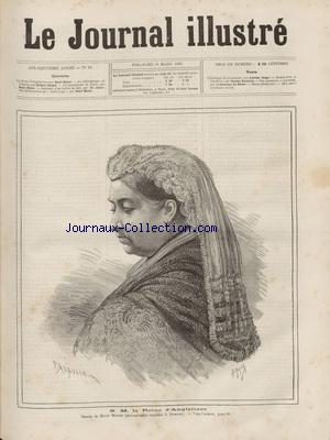 JOURNAL ILLUSTRE (LE) no:12 19/03/1882