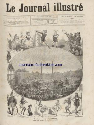 JOURNAL ILLUSTRE (LE) no:16 16/04/1882