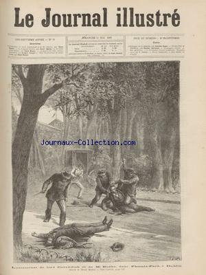 JOURNAL ILLUSTRE (LE) no:21 21/05/1882