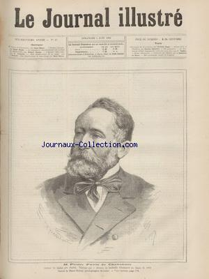 JOURNAL ILLUSTRE (LE) no:23 04/06/1882