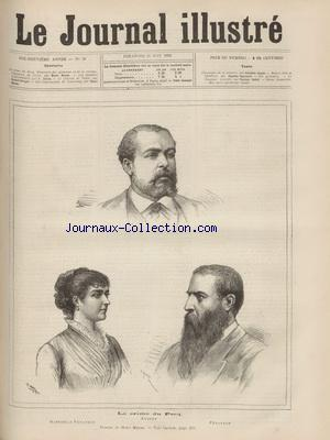 JOURNAL ILLUSTRE (LE) no:26 25/06/1882
