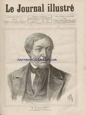JOURNAL ILLUSTRE (LE) no:9 26/02/1882
