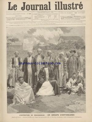 JOURNAL ILLUSTRE (LE) no:31 04/08/1895