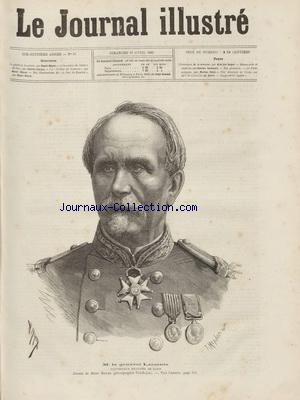 JOURNAL ILLUSTRE (LE) no:15 10/04/1881