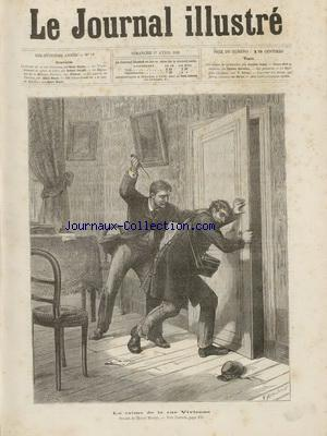 JOURNAL ILLUSTRE (LE) no:16 17/04/1881