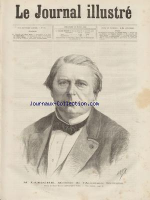 JOURNAL ILLUSTRE (LE) no:11 14/03/1880