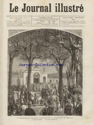 JOURNAL ILLUSTRE (LE) no:25 20/06/1880